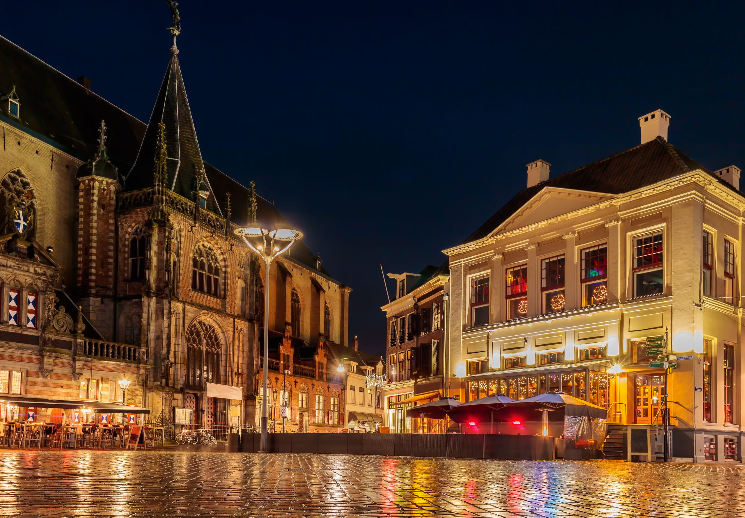 Zwolle Grote Markt